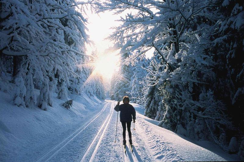 rachel kapelle winter bayerischer wald